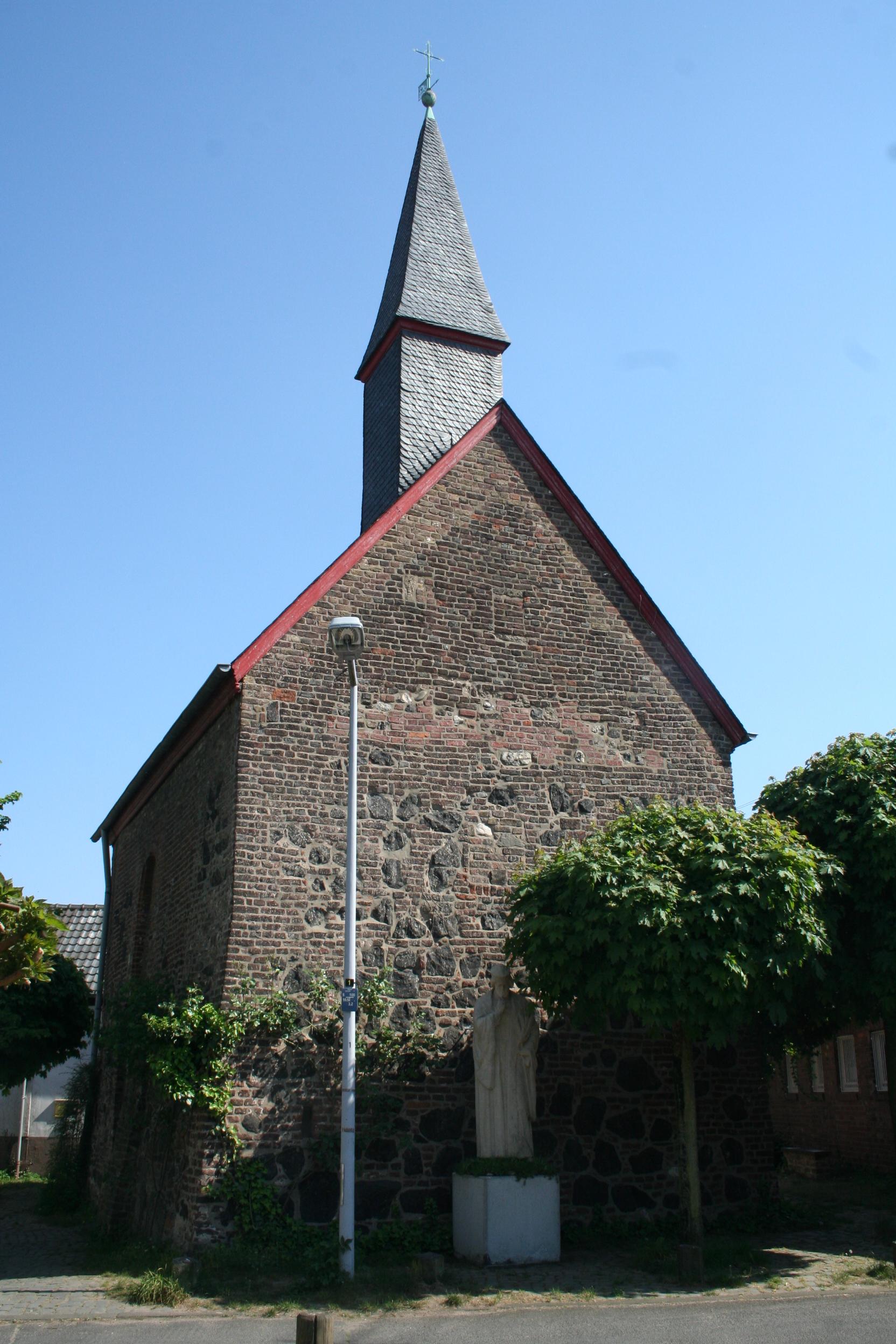 Die Kapelle St. Georg (Foto: Thomas Felshart, 2007)